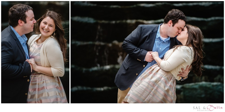 Downtown Pittsburgh Engagement Pics