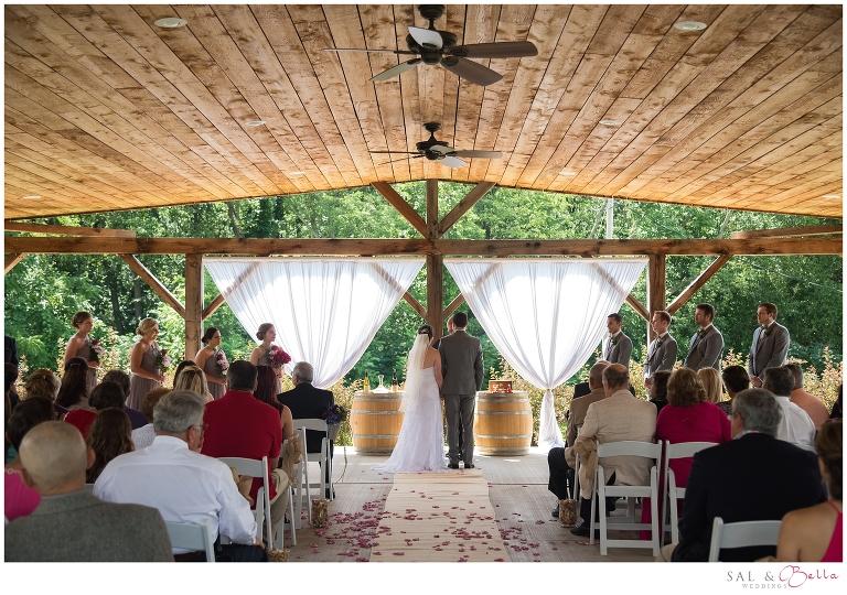 Wedding in Ripley New York