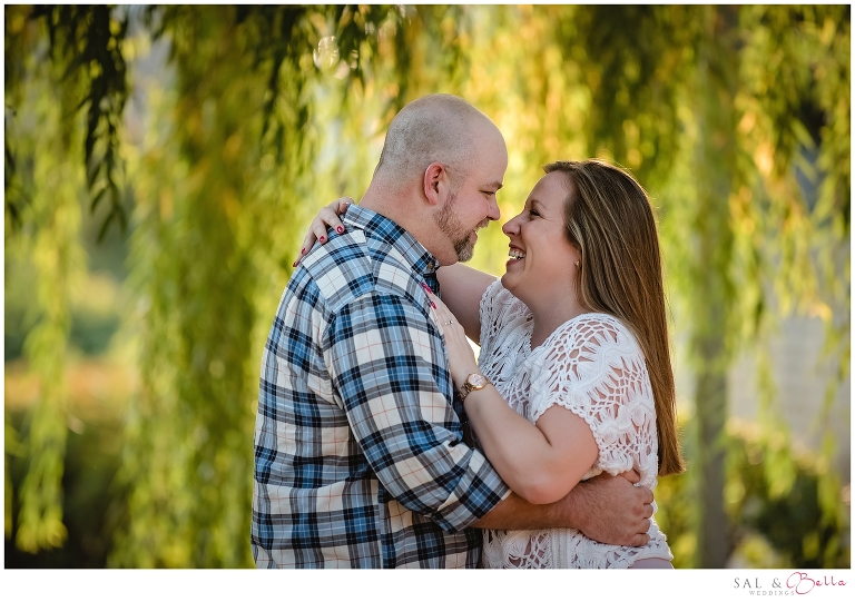 Engagement Photos at Allegheny Landing Pittsburgh