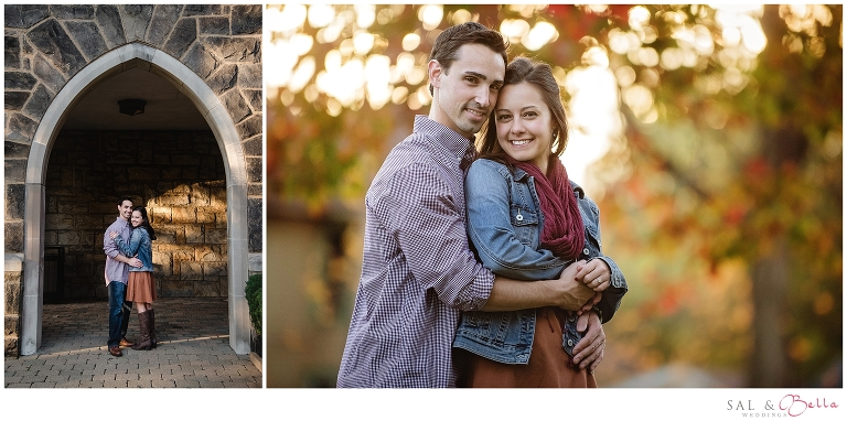 Engagement Pics at Westminster College