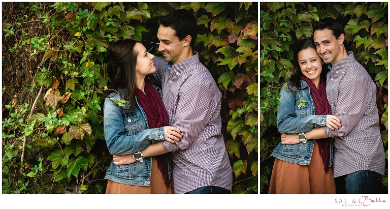 Westminster College Engagement Photos