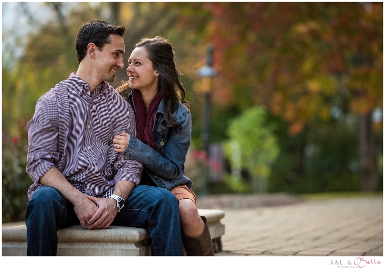 Engagement Session at Westminster College