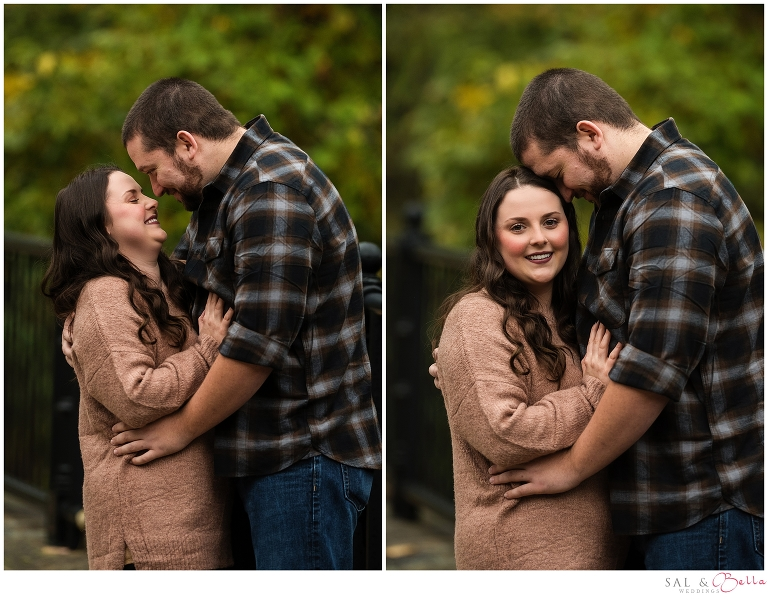 Engagement Session at Schenley Visitor Center