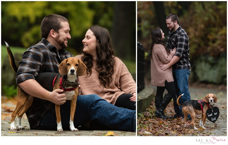 Schenley Park Engagement Session