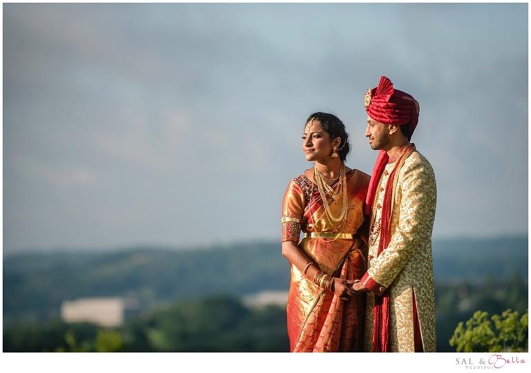 Indian Wedding at Hilton Garden Inn Southpointe