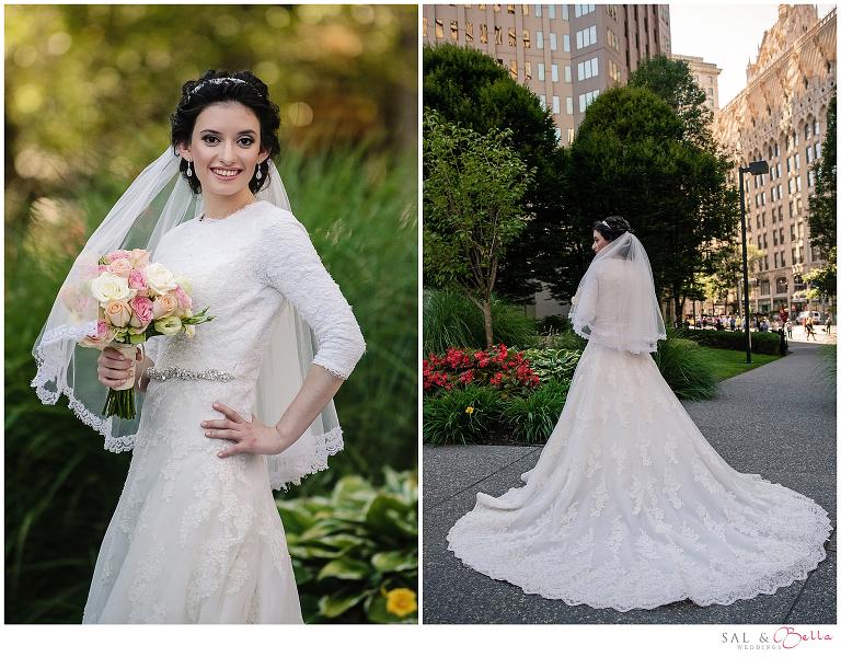 Pittsburgh Orthodox Jewish Wedding - Embassy Suites Downtown ...
