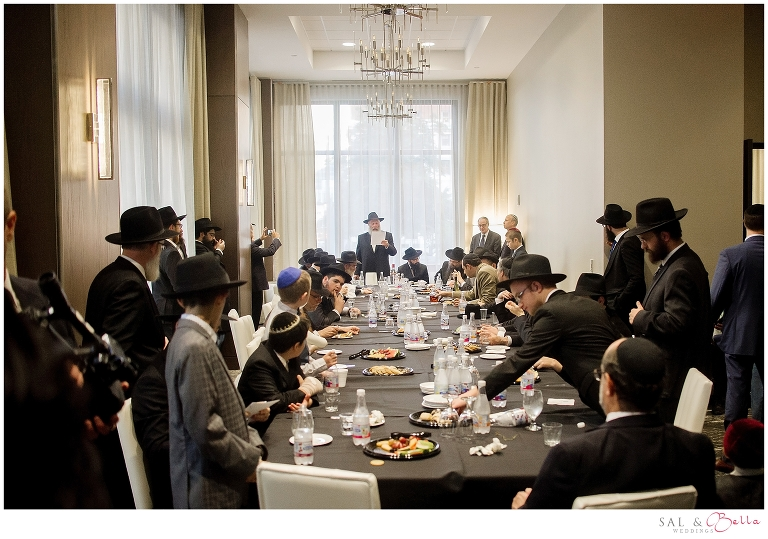 Pittsburgh Orthodox Jewish Wedding - Embassy Suites Downtown ...