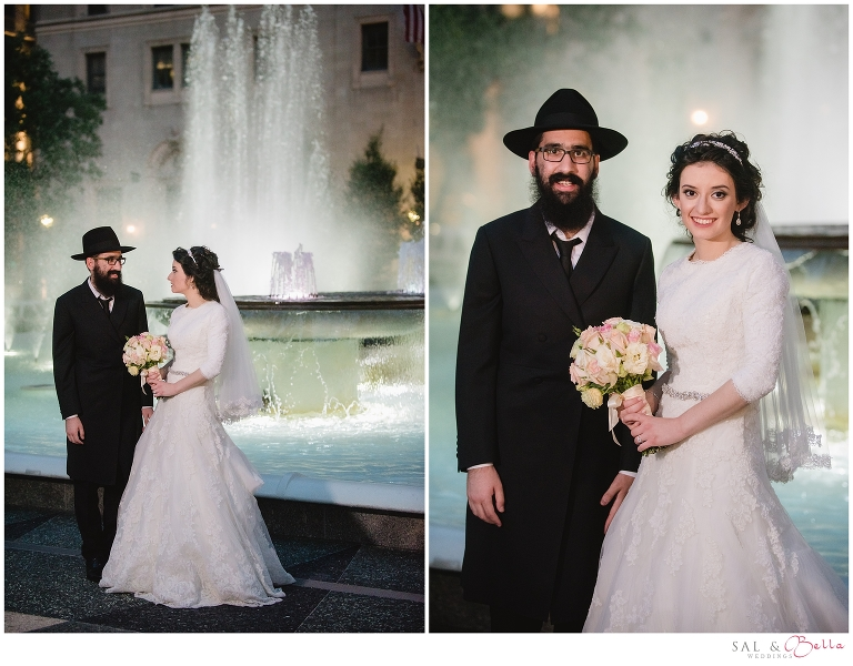 orthodox jewish wedding dress - Wedding Decor Ideas