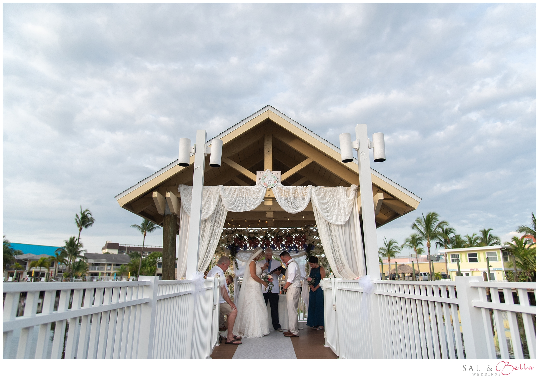 Fort Myers Beach Wedding Autumn Mike Weddings By Sal